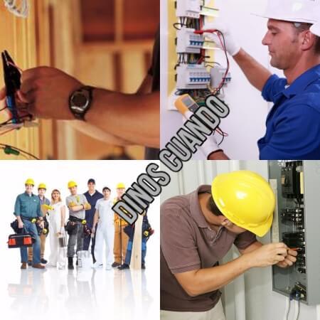 reparación de enchufes con electricistas León