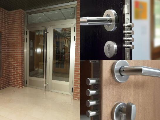 cerraduras para comunidades de vecinos